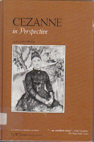 9780131233560: Cezanne in Perspective (The Artists in perspective series)