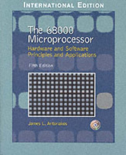 9780131233690: The 68000 Microprocessor