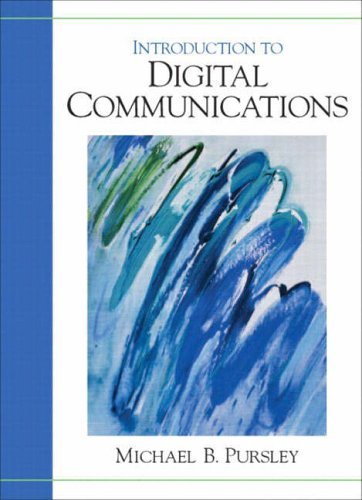 9780131233928: Introduction to Digital Communications (Pie)