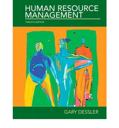 Human Resource Management: An Asian Perspective: Gary Dessler