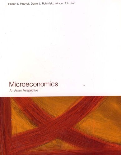9780131234512: Microeconomics: An Asian Perspective