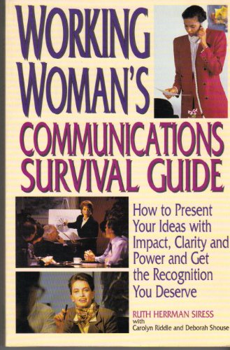 9780131234567: Working Woman's Communications Survival Guide