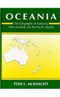 9780131236394: Oceania: The Geography of Australia, New Zealand and the Pacific Islands