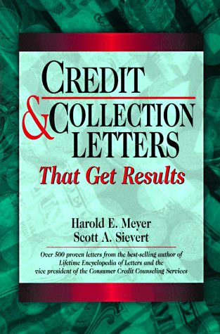 9780131237049: Credit & Collection Letters That Get Results