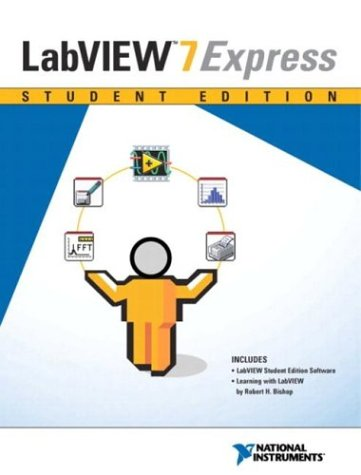 9780131239265: LabVIEW 7 Express Student Edition