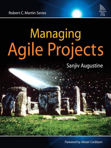 9780131240711: Managing Agile Projects (Robert C. Martin)
