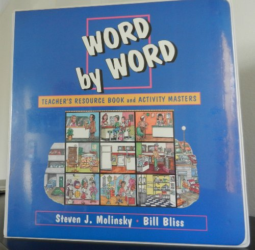 9780131242647: Word by Word: Teacher's Book and Resource Pack