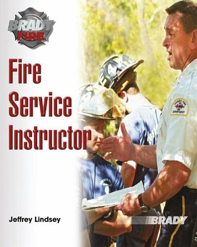 9780131245570: Fire Service Instructor