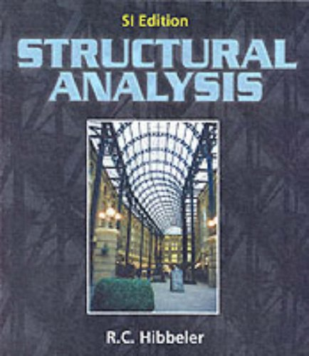 9780131245723: Structural Analysis SI Version