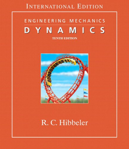 9780131245747: Engineering Mechanics: AND Study Pack - FBD Workbook Dynamics (10th Revised e.)