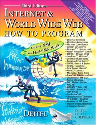 9780131246829: Internet and World Wide Web How to Program