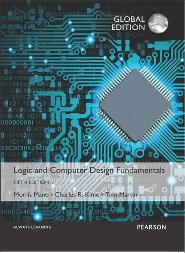 9780131247895: Logic and Computer Design Fundamentals