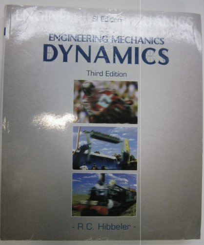 9780131248458: Engineering Mechanics DYNAMICS SI