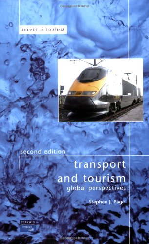 9780131249455: Transport and Tourism: Global Perspectives (Themes In Tourism)