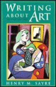 9780131249752: Writing About Art