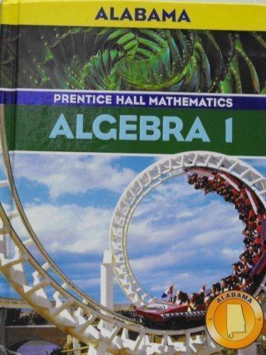 9780131250802: Prentice Hall Mathematics (Alabama Edition) (Algebra 1)
