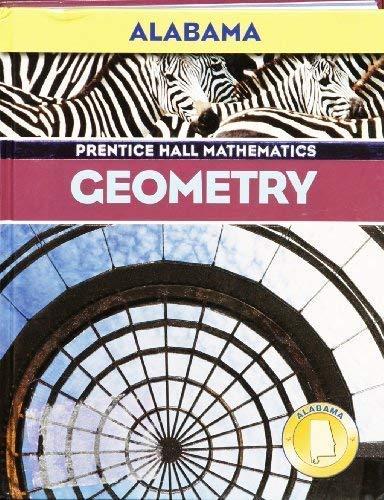 9780131250826: Prentice Hall Geometry, Alabama Edition