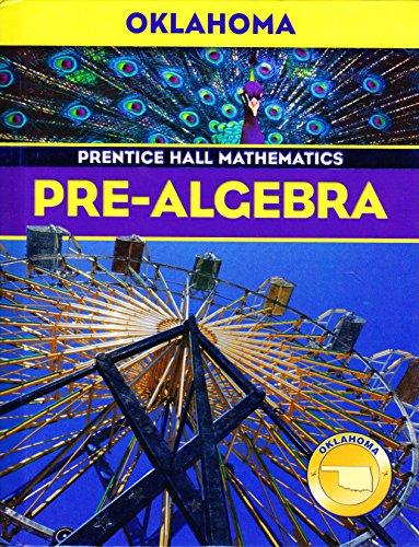 PRE ALGEBRA Oklahoma Edition: Prentice Hall