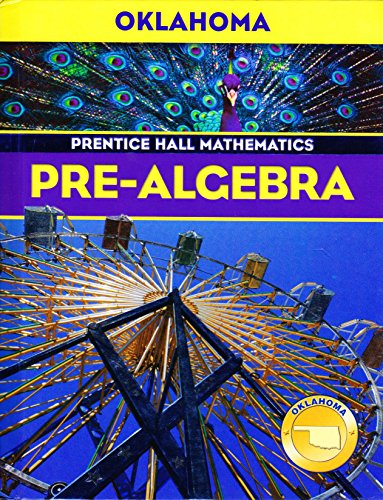 9780131250918: PRE ALGEBRA Oklahoma Edition