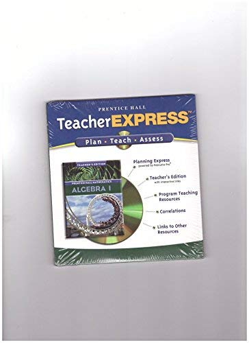 9780131252028: Prentice Hall Mathematics Algebra 1, Teacher's Edition