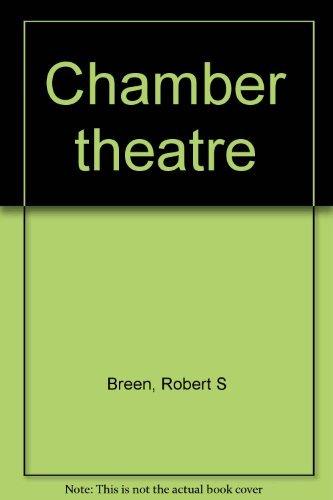 9780131252110: Chamber theatre