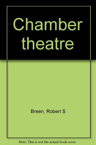9780131252110: Chamber theatre