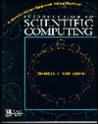 9780131254442: Introduction to Scientific Computing: A Matrix Vector Approach Using MATLAB