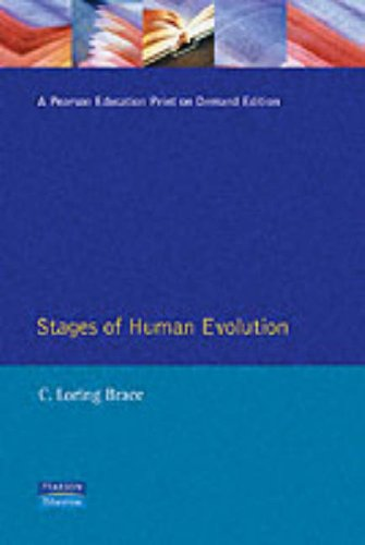 9780131254855: The Stages of Human Evolution (Foundations of Modern Anthropology)