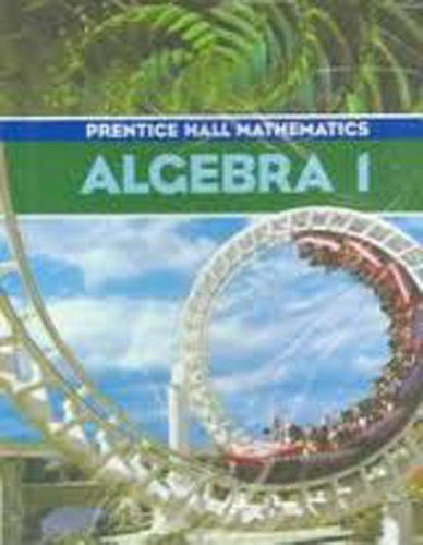 9780131255388: Prentice Hall Mathematics: Algebra 1 with Study Guide and Practice Workbook (2 Book Set)