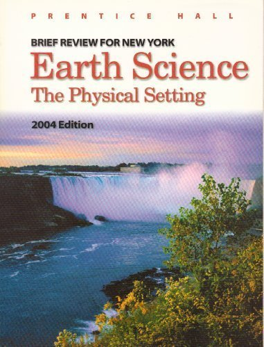 Earth Science: The Physical Setting: Callister, Jeffrey C.