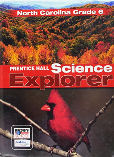 9780131257863: Science Explorer: Grade 6 (North Carolina)
