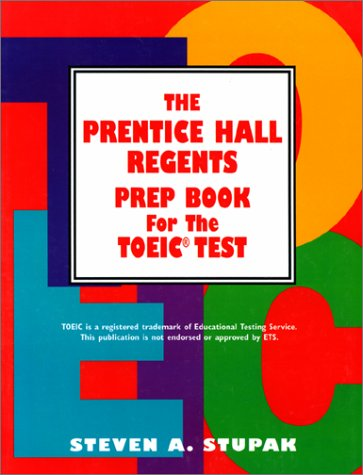 9780131258167: Prentice Hall Regents Prep Book for the TOEIC Test