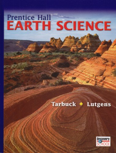 9780131258525: Earth Science Student Edition 2006c