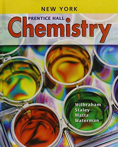 Prentice Hall Chemistry, by Wilbraham, NEW YORK: Antony Wilbraham, Dennis