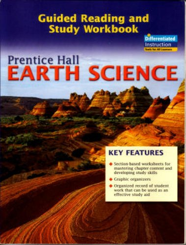 9780131259010: Prentice Hall Earth Science Guided Reading and Study Workbook Student Edition 2006c