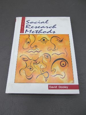 Social Research Methods: Dooley, David