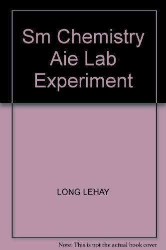 9780131263192: Sm Chemistry Aie Lab Experiment