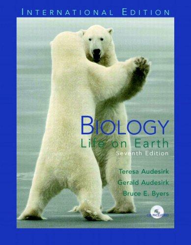 9780131272057: Biology: Life on Earth: International Edition