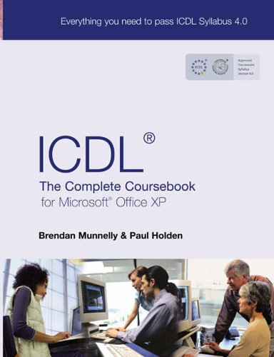 9780131272279: ICDL 4: The Complete Coursebook