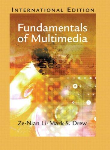 9780131272569: Fundamentals of Multimedia: International Edition