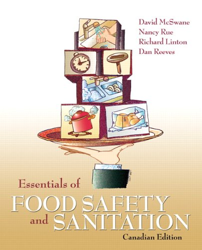 9780131272767: Essentials of Food Safety and Sanitation, Canadian Edition