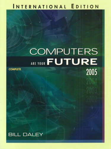 9780131273191: Computers are Your Future Complete