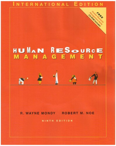 9780131273894: Human Resource Management (Pie)
