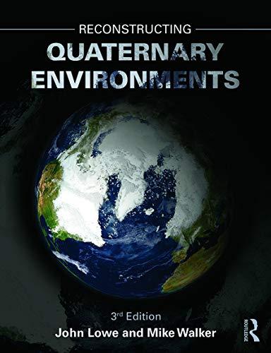 9780131274686: Reconstructing Quaternary Environments