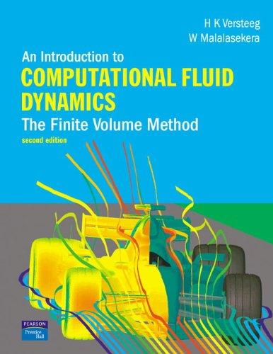 9780131274983: An Introduction to Computational Fluid Dynamics: The Finite Volume Method [Lingua inglese]