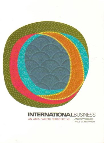 9780131275331: International Business: An Asia Pacific Perspective