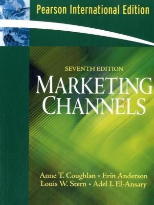 9780131275553: Marketing Channels: International Version