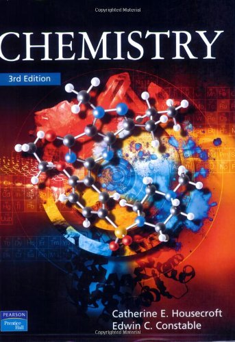 Chemistry: An Introduction to Organic, Inorganic and: Housecroft, Prof Catherine