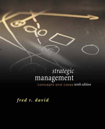 9780131276758: Strategic Management: Concepts and Cases
