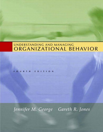9780131276789: Understanding and Managing Organizational Behavior